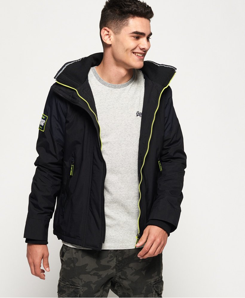 Superdry Mens Hooded Arctic Intron Sd-Windcheater Jacket